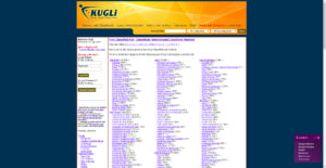 www.kugli.com website photo