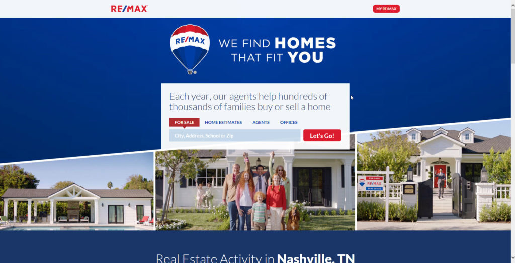 remax.com website photo