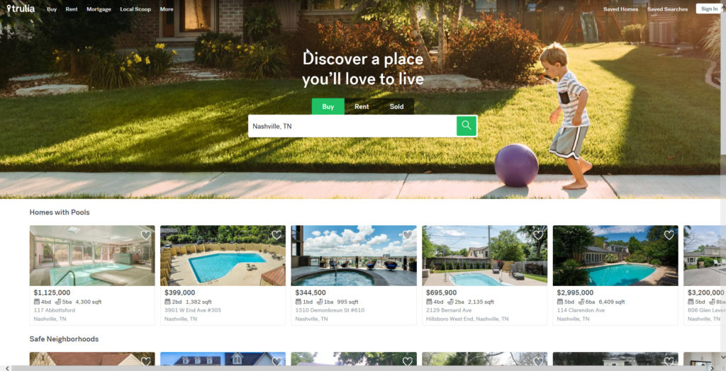 trulia.com website photo