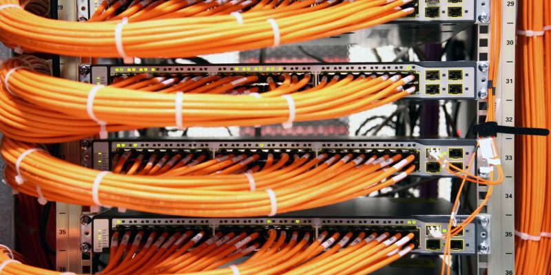 Voice and Data Structured Cabling Installation Services