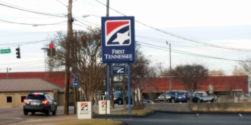 First Tennessee Bank Locations In Nashville, Tennessee