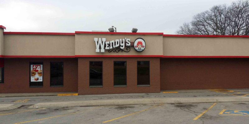 Wendy's Hamburger Restaurants Located In Nashville, Tennessee