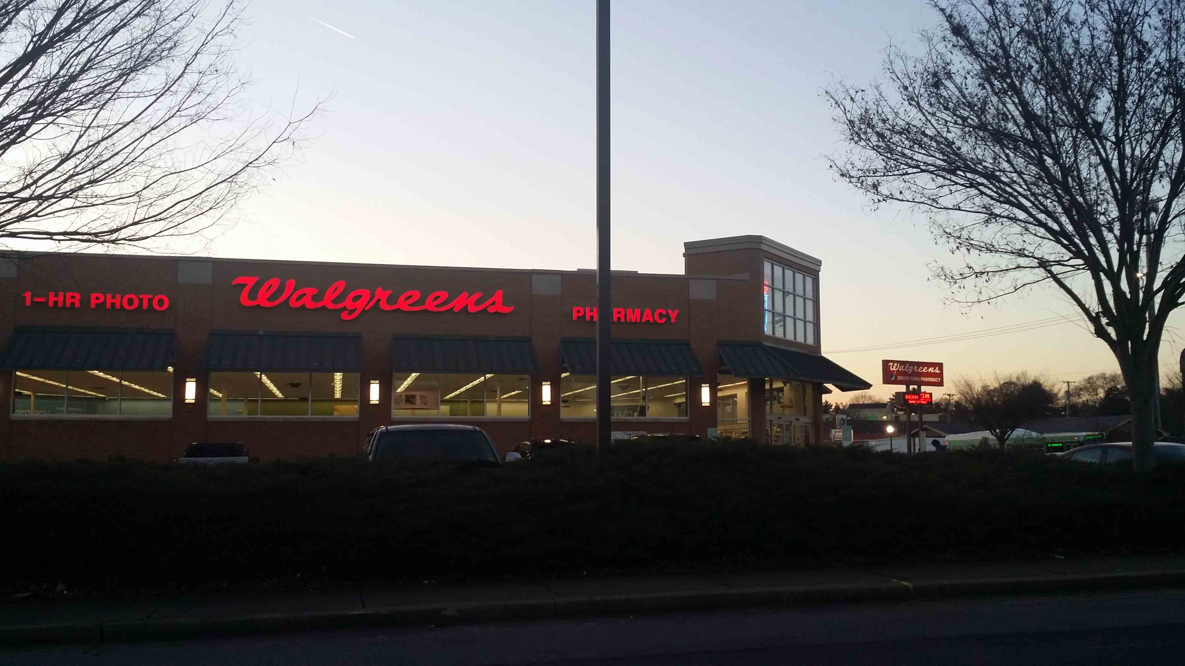Walgreens Pharmacy Locations In Nashville, Tennessee