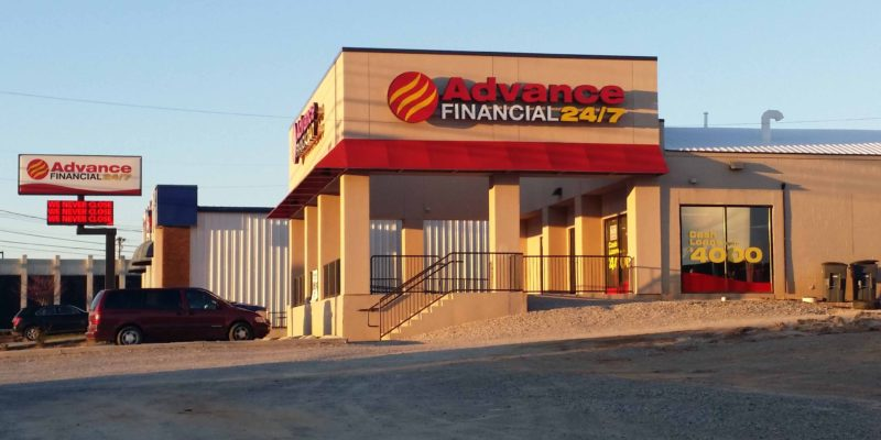 Advance Financial Locations In Nashville, Tennessee