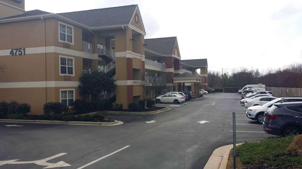 Huntsville Extended Stay Hotels