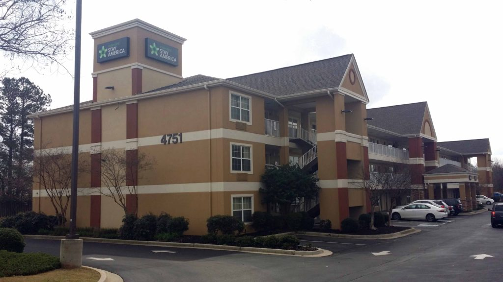 Extended Stay Hotel Fresno