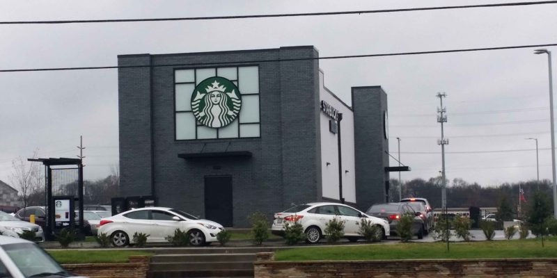 Starbucks Coffee Shop Locations In Memphis, Tennessee